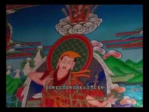 Dis high lama in Tibet 2017