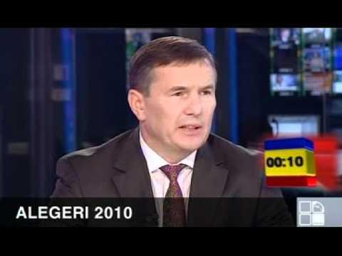 Dezbateri electorale Publika TV (11.11.2010, 08:00) | Alegeri 2010