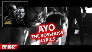 "AYO LYRICS | The Bosshoss | Lyric & Songtext | aus dem Album ""Black is beautiful"""