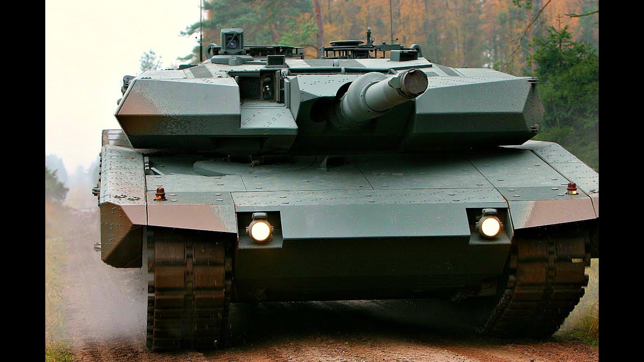 TOP 5 Best BATTLE TANKS in The World. - YouTube