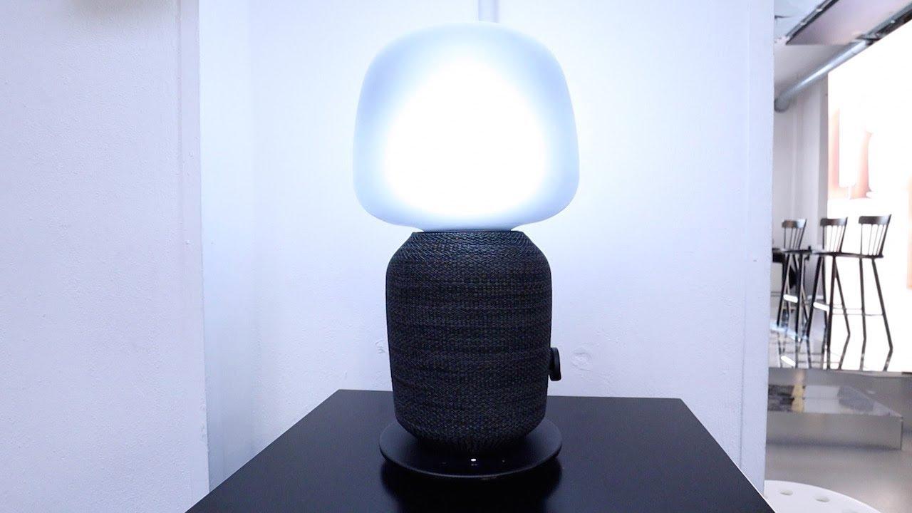 Ikea Und Sonos Stellen Symfonisk Lautsprecher Lampe Vor Youtube