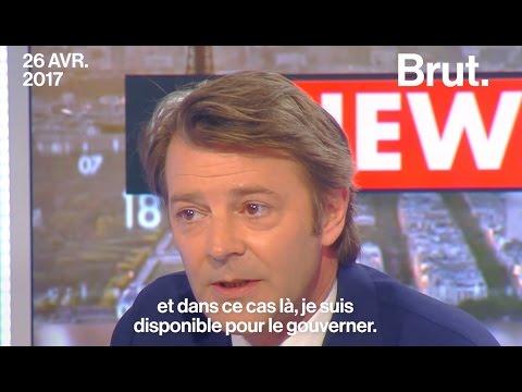 François Baroin aimerait vraiment être premier ministre