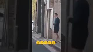 David Warner missing cricket on street