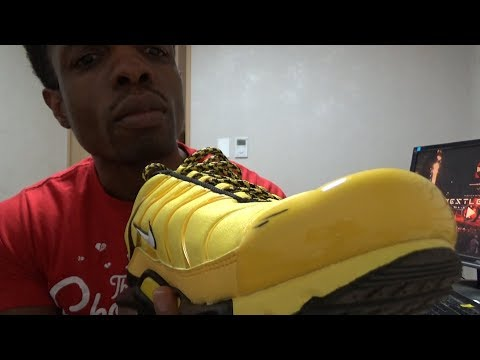 """Removing scuff marks + Air Max Plus """"Frequency Pack"""" Review"""
