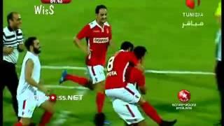 فيديو.. مهاجم النجم الساحلي يساند القضية الفلسطينية بعد تسجيله هدفاً