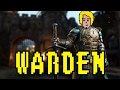 SO YOU WANT WAR THEN?  THEN COME GET WARDEN!