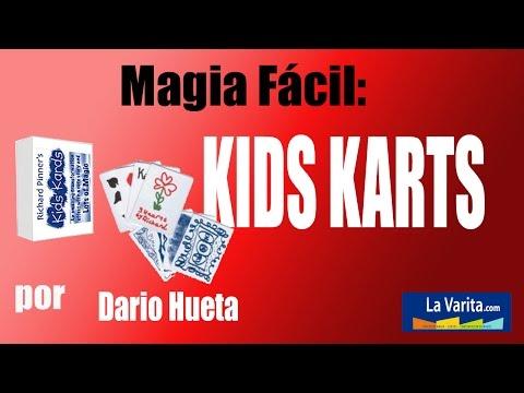 Baraja Kids Kards video