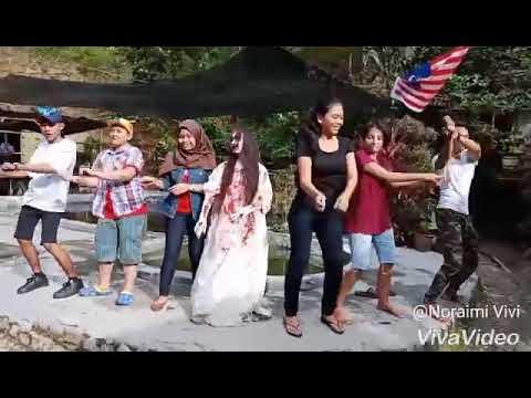 Panama dance GELAGAT ADIKKU SERU ..ULTRA TALENT FILM,PRODUCTION