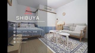 Gambar cover Airbnb review in Japan Tokyo Shibuya