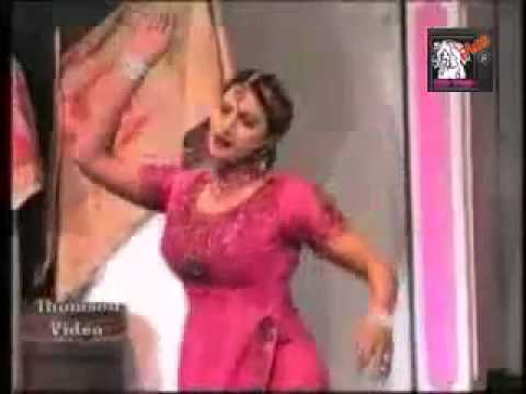 Pakistani Stage Dance   Saima Khan   Tere...