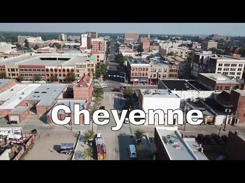 Drone Cheyenne Wyoming