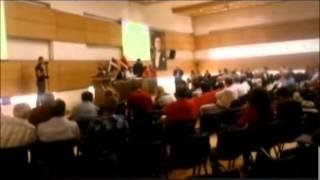 Kayserispor Olağanüstü Genel Kongre - Mustafa Duran'ın konuşması (04.07.2015)