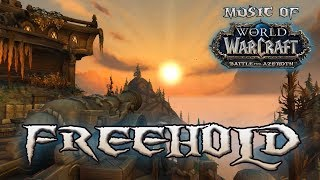 Freehold - WoW: Battle for Azeroth Music