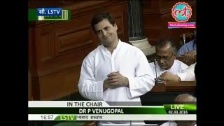Speaker Madam, Chairman Sir... Sorry Sorry Sorry | Rahul Gandhi | Lok Sabha | The Lallantop