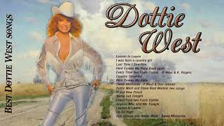 Dottie West Greatest Country Music hits - Dottie West Classic Country Songs All Time