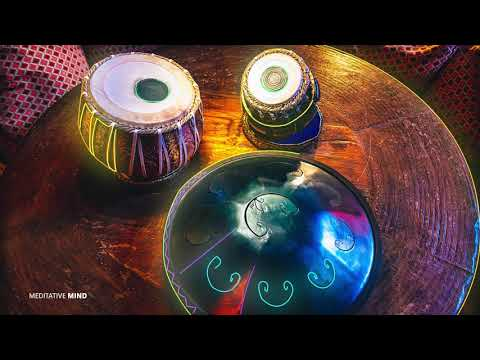 Download Relaxing Evening Yoga Background Music Hang Drum