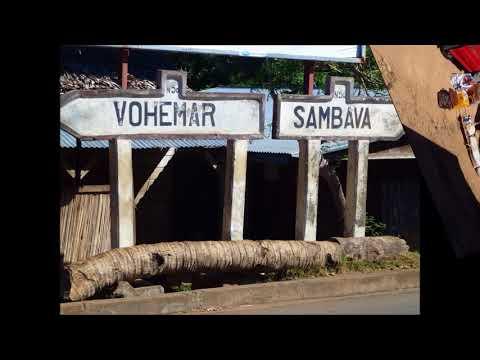 Antsiranana Andapa par la piste Ambilobe vohemar