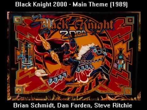 PINBALL MUSIC: Black Knight 2000 - Main Theme (1989)