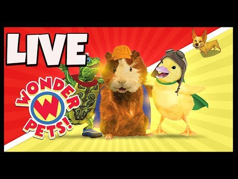 Wonder Pets Visit The Laughter House Robot Chicken Adult Swim Youtube