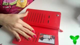 Женский кошелек  baellerry 3 оптом из Китая.