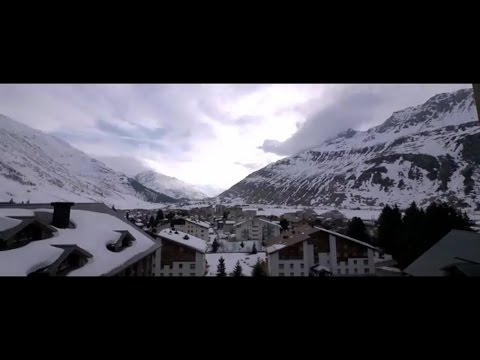 CHEDI ANDERMATT, SWITZERLAND - PROMOTIONAL FILM - VIDEO PRODUCTION LUXURY TRAVEL FILM