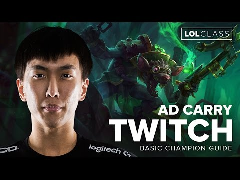 TSM Doublelift Twitch Season 6 Guide | League of Legends