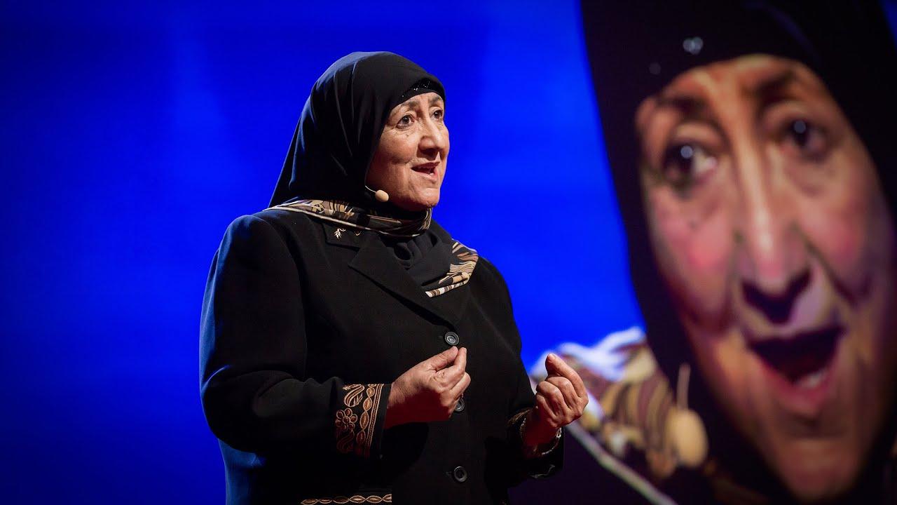 How I Stopped the Taliban from Shutting Down My School | Sakena Yacoobi | TED Talks