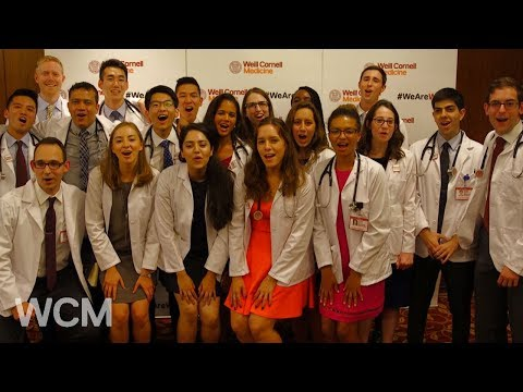 Class of 2020 White Coat Ceremony | Weill Cornell Medicine