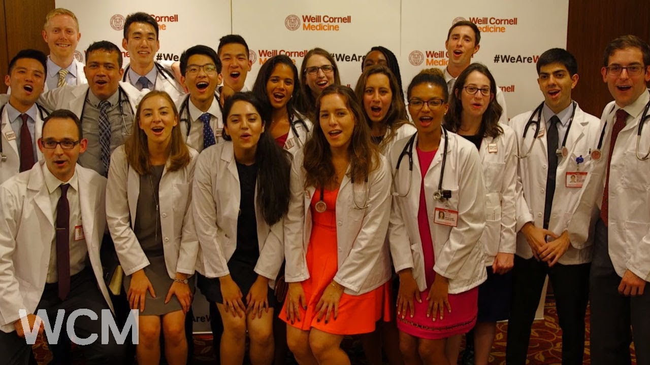 Cornell Graduation 2020.Class Of 2020 White Coat Ceremony Weill Cornell Medicine