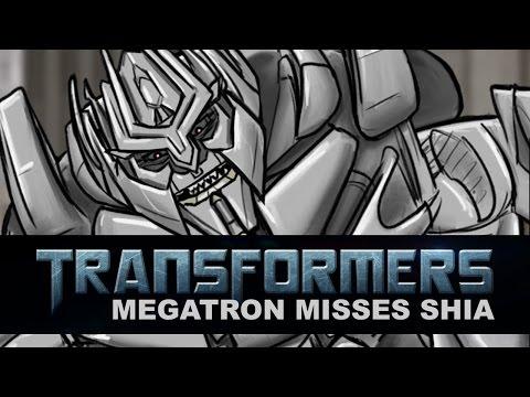 Megatron Misses Shia