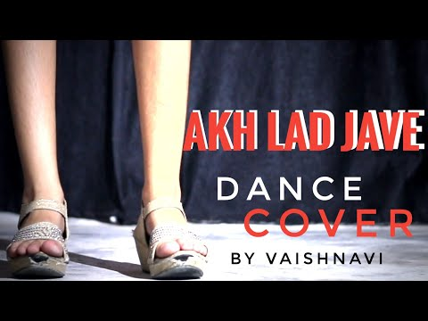 Akh Lad Jaave | Dance Cover By Vaishnavi | The Talent Munch