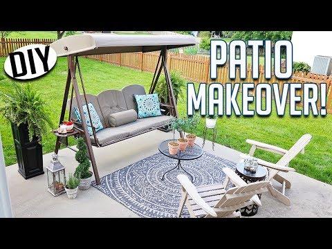 Summer Patio Decor 2019 🌞Outdoor Decorating Ideas 🌞 Outdoor Patio Decor Ideas
