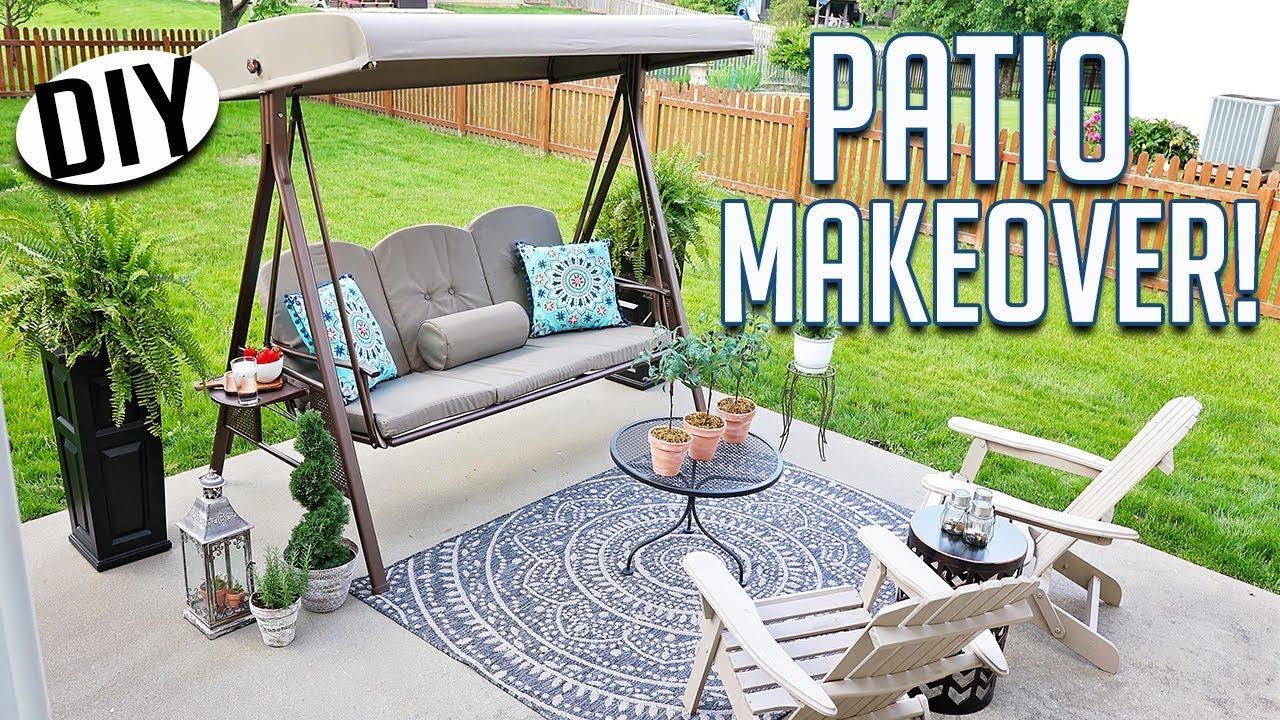 Summer Patio Decor 2019 Outdoor Decorating Ideas Outdoor Patio Decor Ideas Youtube