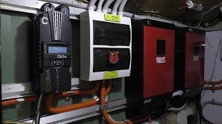 48v OFF GRID Power System.  Yes its dead