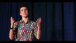 What if you were simply yourself? | Oscar Turner | TEDxYouth@TashkentIntlSchool