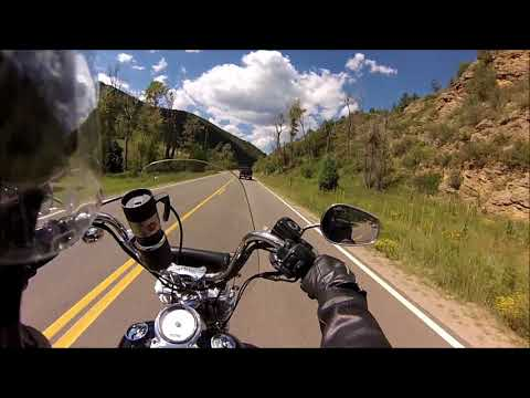 Central City to Mount Evans