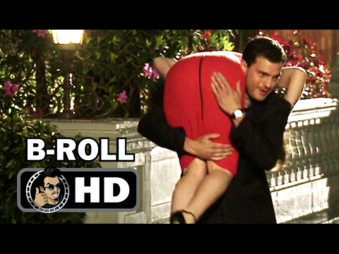 FIFTY SHADES DARKER B-Roll Bloopers Footage (2017) Dakota Johnson, Jamie Dornan Erotic Movie HD