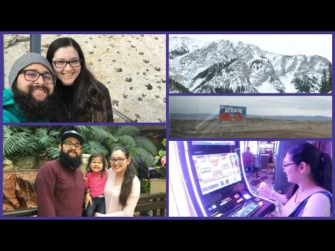 Road Trip Vlog! Nebraska, Colorada, Utah, Nevada & California!
