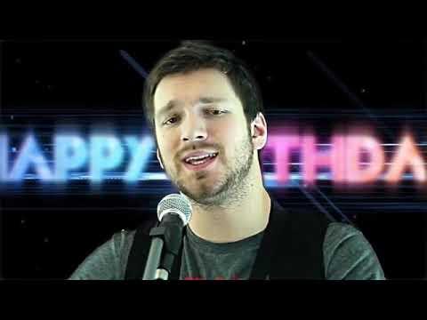 С днём рождения Иван (Видео поздравления)
