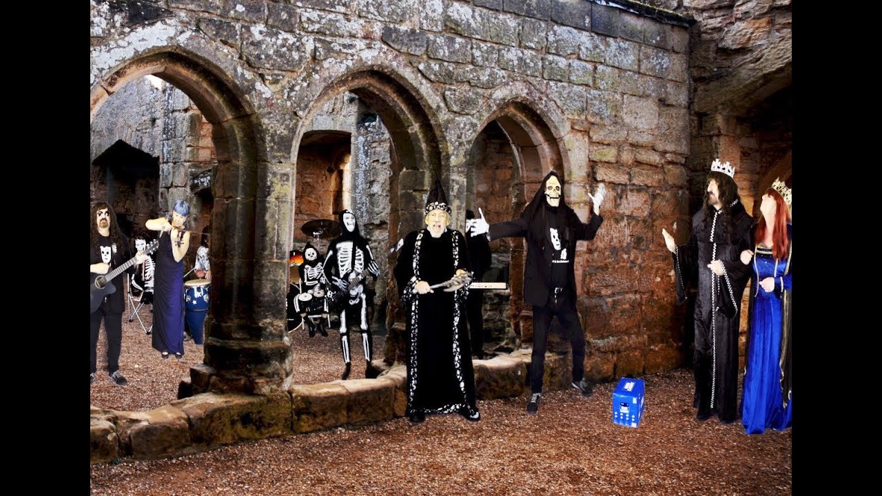 Dilly dilly a bud light commercial skeleton band style with bud dilly dilly a bud light commercial skeleton band style with bud light wizard aloadofball Images