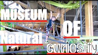 MUSEUM OF NATURAL CURIOSITY | KIDS MUSEUM | MUSEUM OF SCIENCE | DYCHES FAM