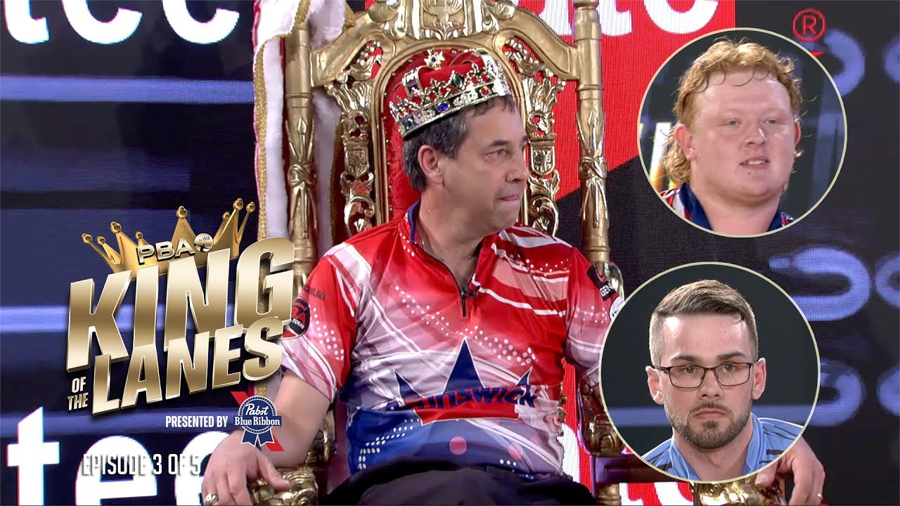 2021 PBA King of the Lanes   Show 3 of 5   Full PBA Bowling Telecast