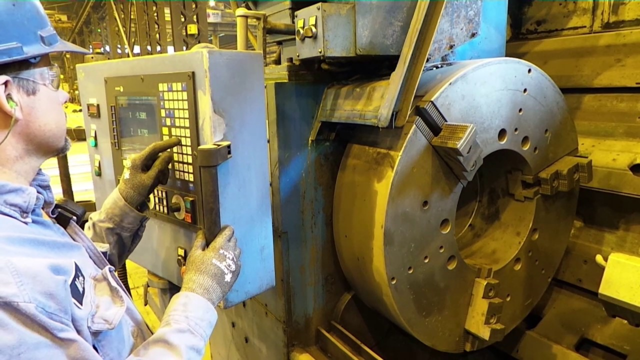 Machine Tool Bids - WARNER & SWASEY SC36 – 2-AXIS HOLLOW SPINDLE CNC