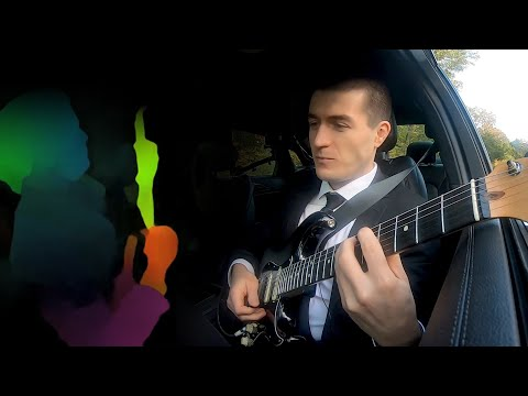 Playing Guitar in MIT Autonomous Vehicle (Driver Activity Recognition)