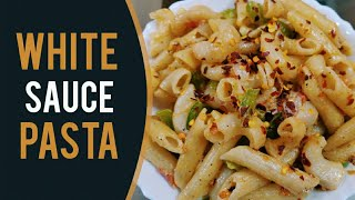 White Sauce Pasta   How to Make   Watch This Video To Know Easy And Quick Recipe For Pasta