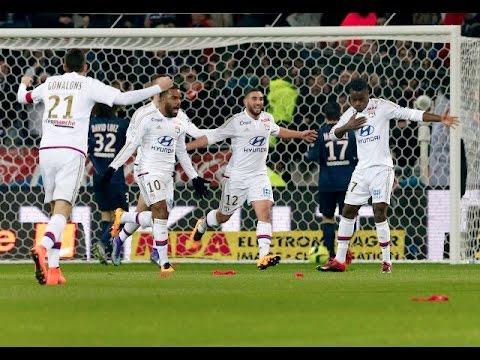 Lyon Benfica