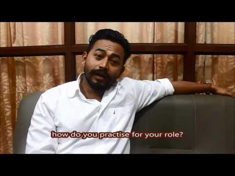 Interview: Sunny kumar (model, Tennis player & villain in Manipuri movie)