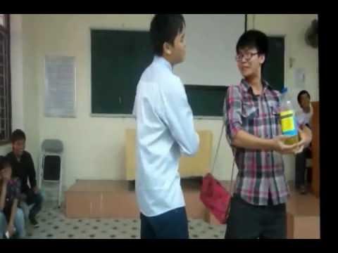 Nhạc kịch siêu hài của sinh viên Ngoại thương