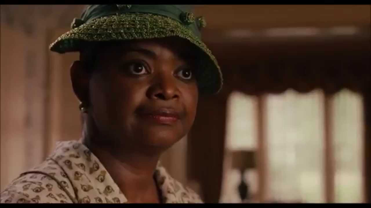 Octavia Spencer's scene from The Help who dedicated her ... Octavia Spencer In The Help Pies