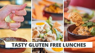 2 EASY Gluten Free lunches | take on the go!